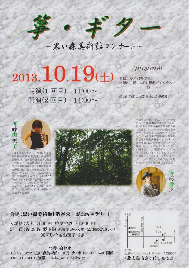 黒い森2013